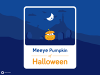 Meeye Pumplin of Halloween