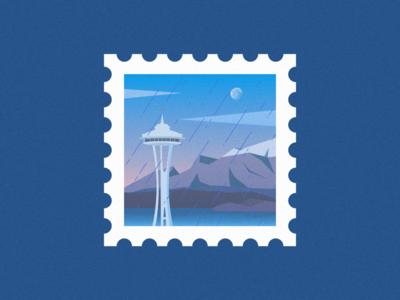 postage stamp#1