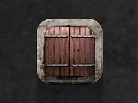 Wooden Shutters icon