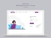 Gator texting SIMS marketing platform