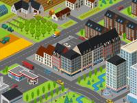 city template