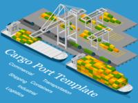 Cargo Port Template