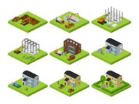 Construction Process Elements