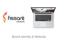 Fissare Infosoft - Corporate Branding & Website Design