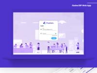 Fusion - ERP Web App