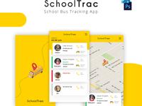 Freebie : SchoolTrac - School Bus Tracking App