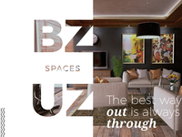 Buzz Spaces - Website Design