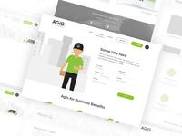 Agio - Website