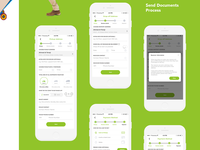 Agio - Send Documents Flow