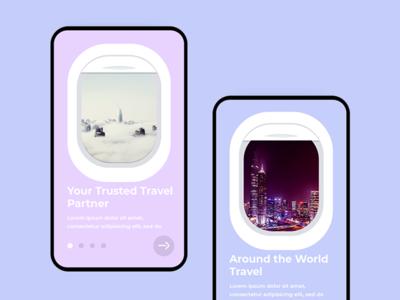 Travelon - Onboarding 1