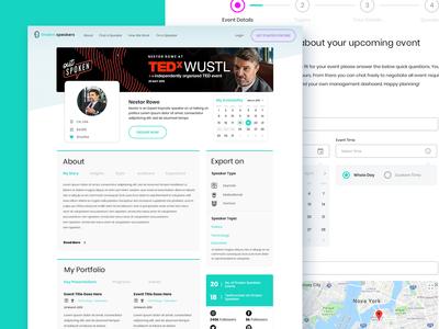Finders Speakers - Profile & Booking