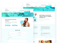 Brushup Dental - Website Design