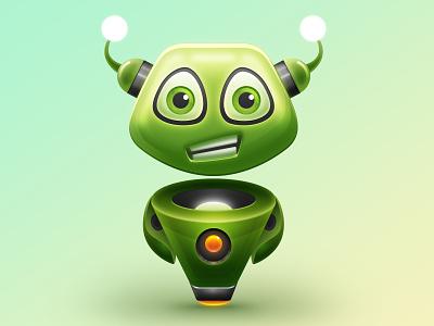 RoboANT branding logo motion graphics graphic design 3d animation ui