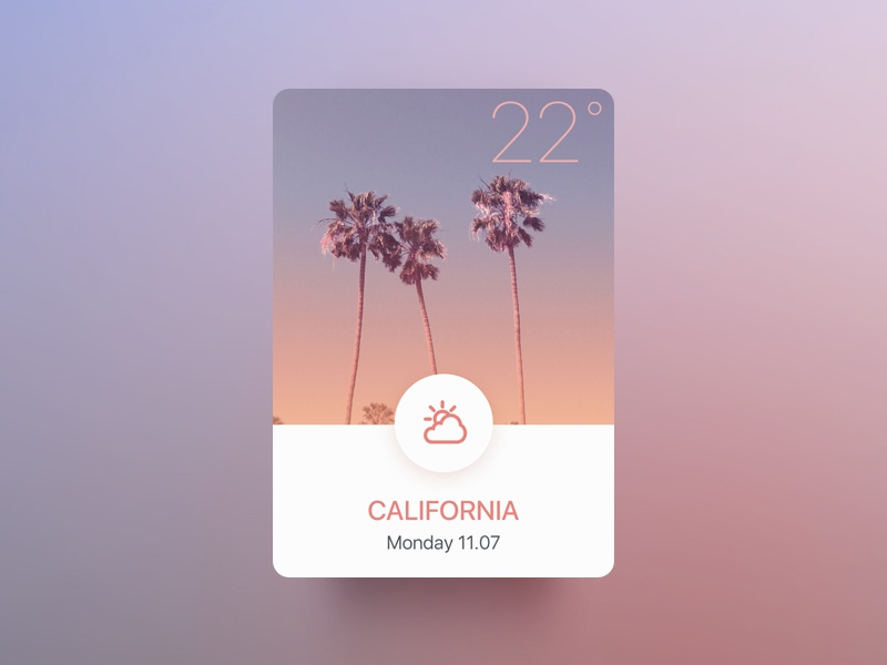 Weather UI weather ux ui location iphone ios iconset iconography icon app android