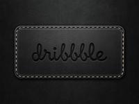 Label Dribbble