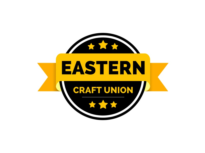 Eastern Craft Union - Logo Design branding coloful awesome vector art graphics creative design illustration logo photoshop