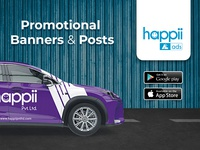 Social Media Campaigns Design - Happii Ads