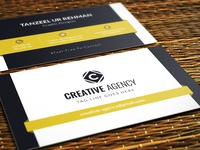 Business Cards Template - Free Download