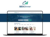 SEO Community Website Design – SEO Dinner