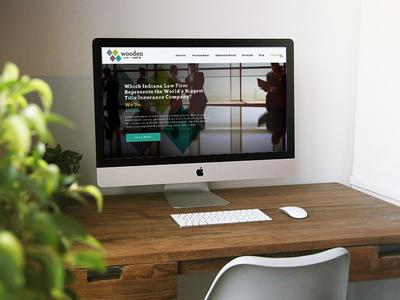 Wooden LLC Full Responsive Design