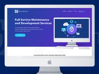 EB Digital Brand and Website Design