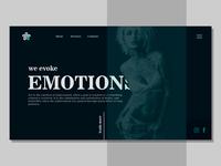 Fashion atelier website