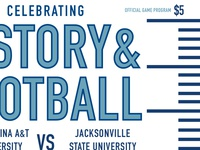 FCS Kickoff Classic // Program Cover Snippet