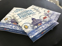 FCS Kickoff Classic // Program Cover Design