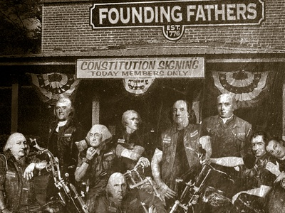 Founding Fathers' Ride