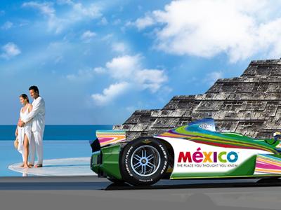 Indy Car Team Sponsorship Pitch