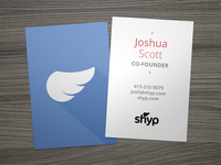 Shyp Business Cards
