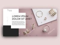 Thea - Jewelry Store