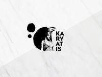 Karyatis Logo Design