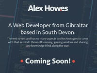 Coming Soon - Refreshed Site