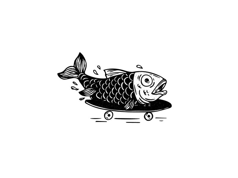 Skate//Fish