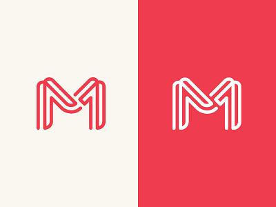 M Logo relationships battle opinion vs branding logo m