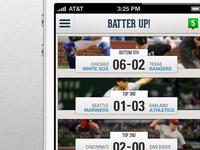 Sports App 02
