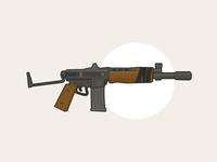 Fortnite Burst Rifle