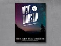Night of Worship Poster