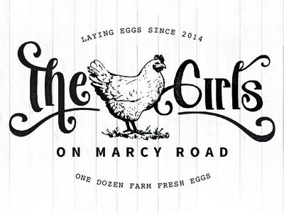 The Girls on Marcy Road Farm Fresh Eggs