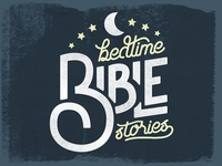 Bedtime Bible Stories Type Lock Up