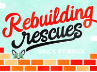Rescue Rebuild Postcard