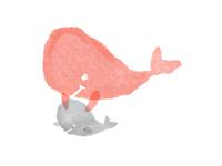 Mamma & Baby Beluga