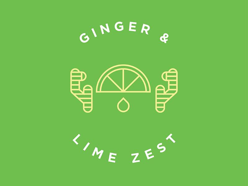 Ginger lime dribbble 02