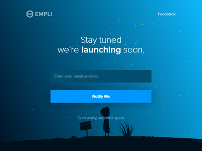 Empli is coming soon empli digital agency creative ui ux design development coming soon stay tuned product
