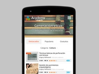 Academy Mobile