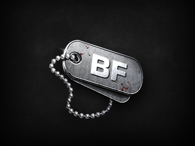 Battlefield Play4Free Icon icon battlefield dogtags play4free