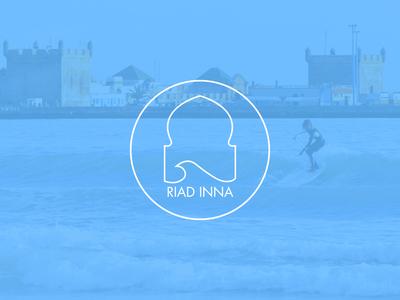 Riad Inna Logo