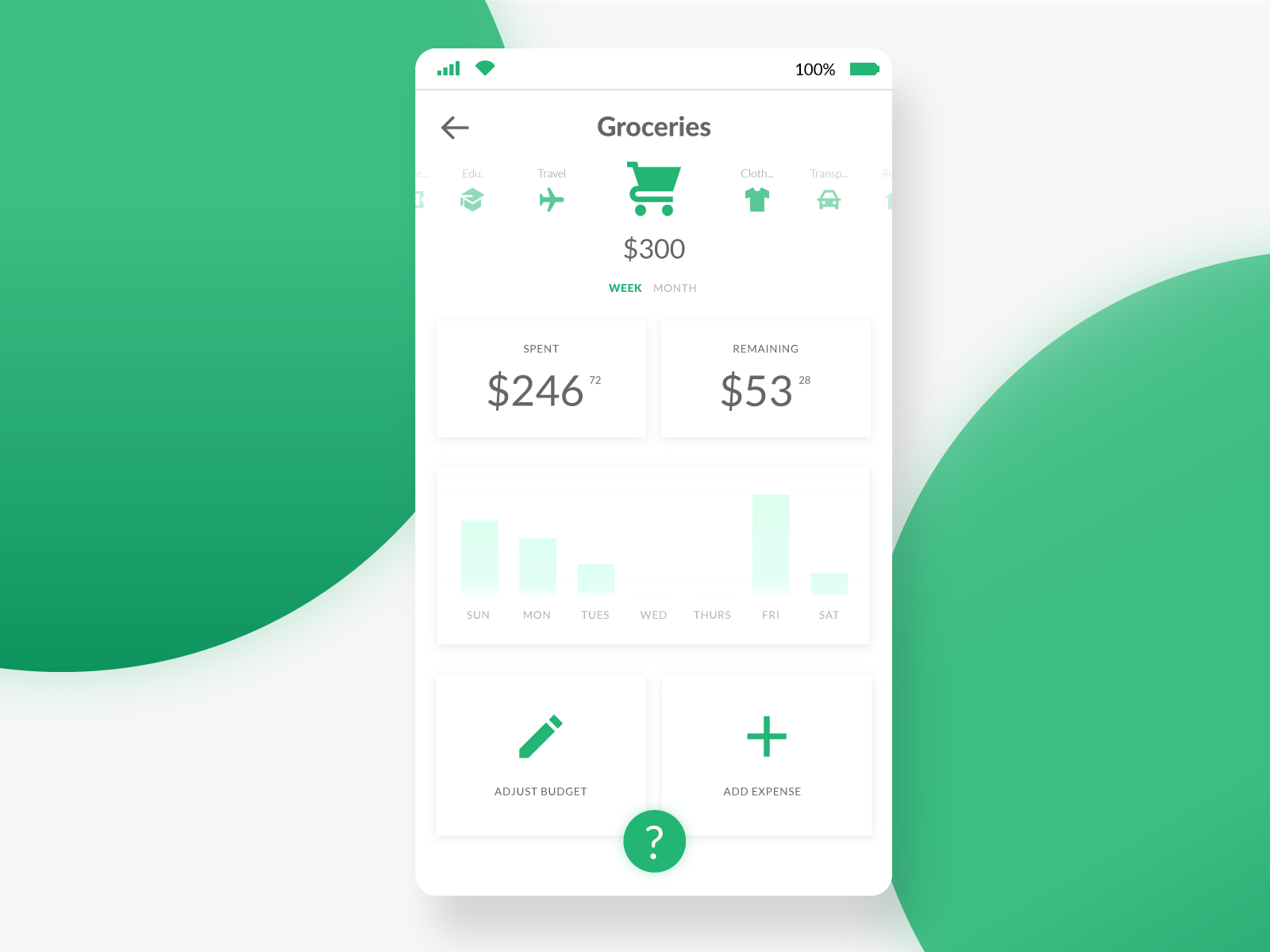 daily ui 004 calculator by sarah fischer dribbble dribbble