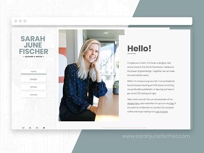 New Website website clean design web design